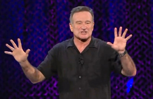Robin Williams groped me, Former co-star claims!