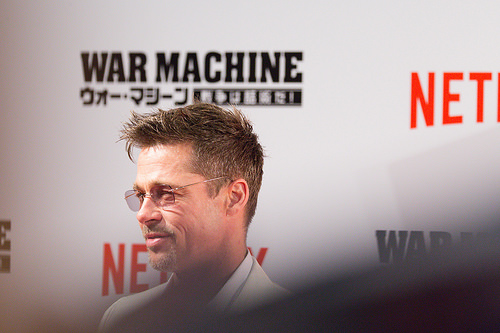 Is Brad Pitt dating an MIT Professor?