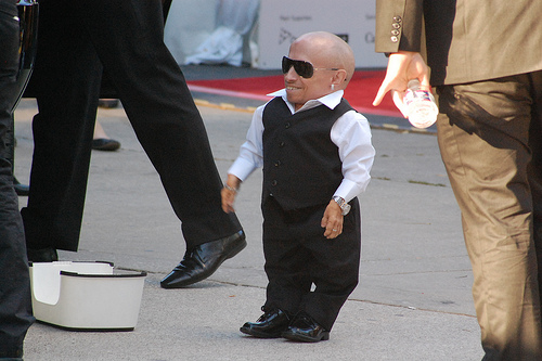 Verne Troyer had 3 times the legal limit in his system!