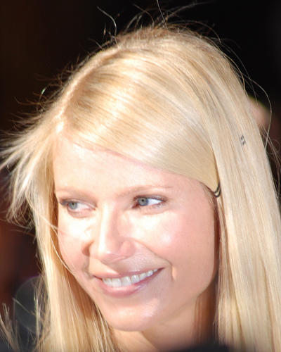 Did Gwyneth Paltrow get married over the weekend?