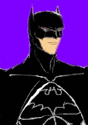 WATCHL Michael Keaton ended commencement speech saying, I'm Batman!