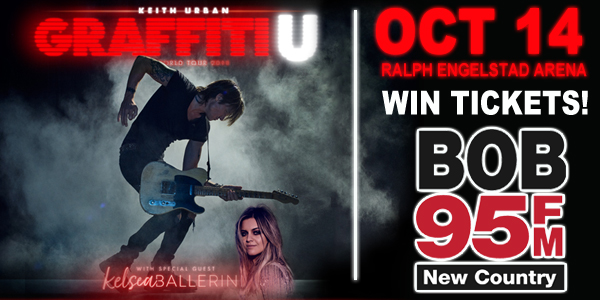 Keith Urban LIVE @ The Ralph
