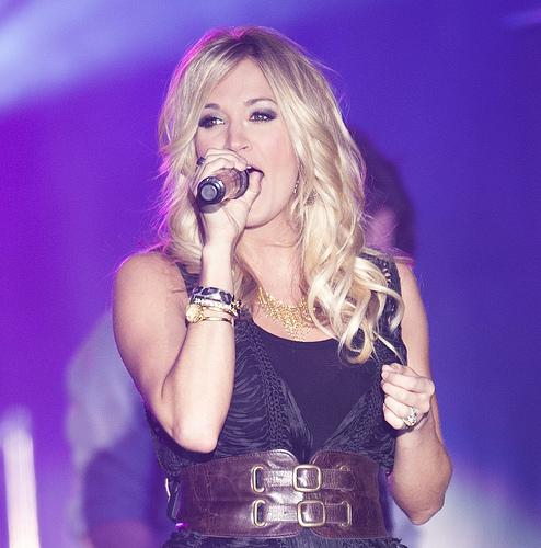 Carrie Underwood's Good Deed