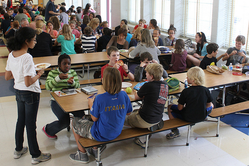 Help Pay for School Lunches
