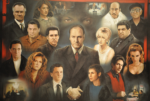 "A ""Sopranos"" Prequel Movie Is in the Works"