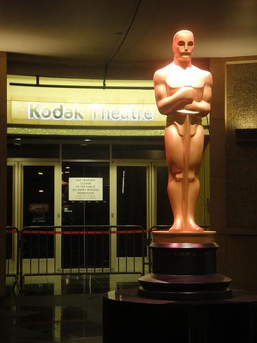 Oscars Winners!