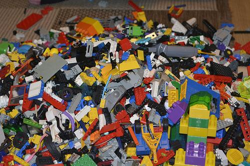 Legoland Created The Royal Wedding With 30,000 Legos