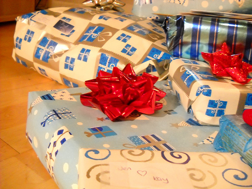 What To Do If They Get You A Gift & You Don't Have One For Them