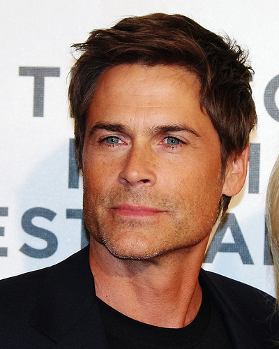 Rob Lowe Invites Fire Fighters To Dinner