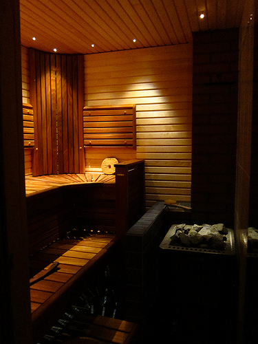 Sauna Session Might Be As Good As Exercise!