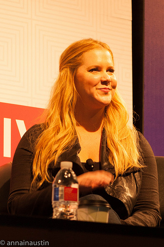 HEADPHONE ALERT: Amy Schumer Roasted Her Husband In Her Wedding Vows And It's NSFW!