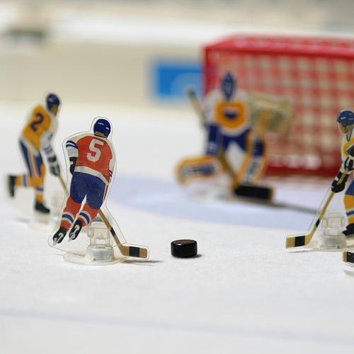 The Hockey Team for Marjory Stoneman Douglas High School Won the State Championship