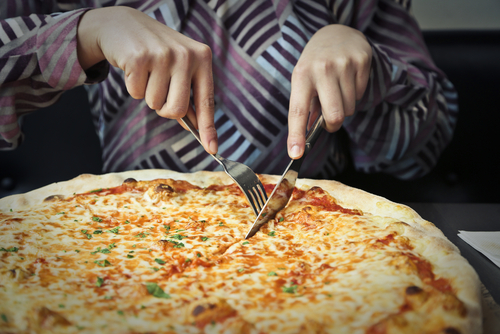 It's National Pizza Day . . . and One in 25 People Would Choose Pizza Over Getting a Boyfriend or Girlfriend