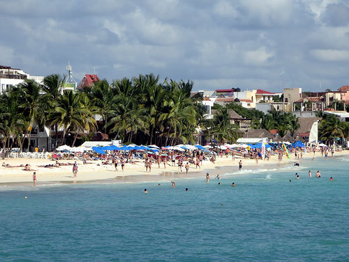 STATE DEPT. Warns Against Travel To Playa Del Carmen!