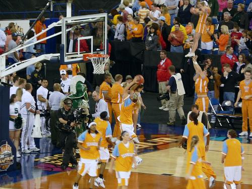 UCONN, NOTRE DAME Make Women's NCAA Basketball Tournament's Final Four.