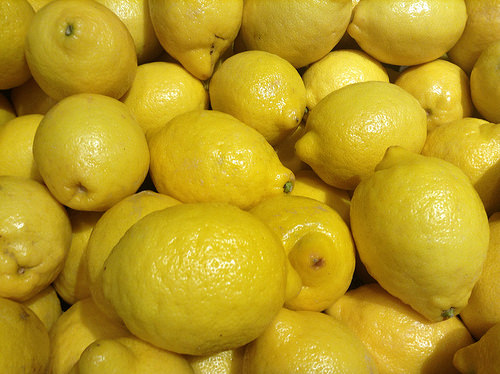 """The """"Lemon Face Challenge"""" Is the Newest Dare Raising Money for Charity"""