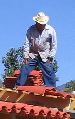 A Roofer Doesn't Get Paid . . . So He Repossesses an Entire Roof