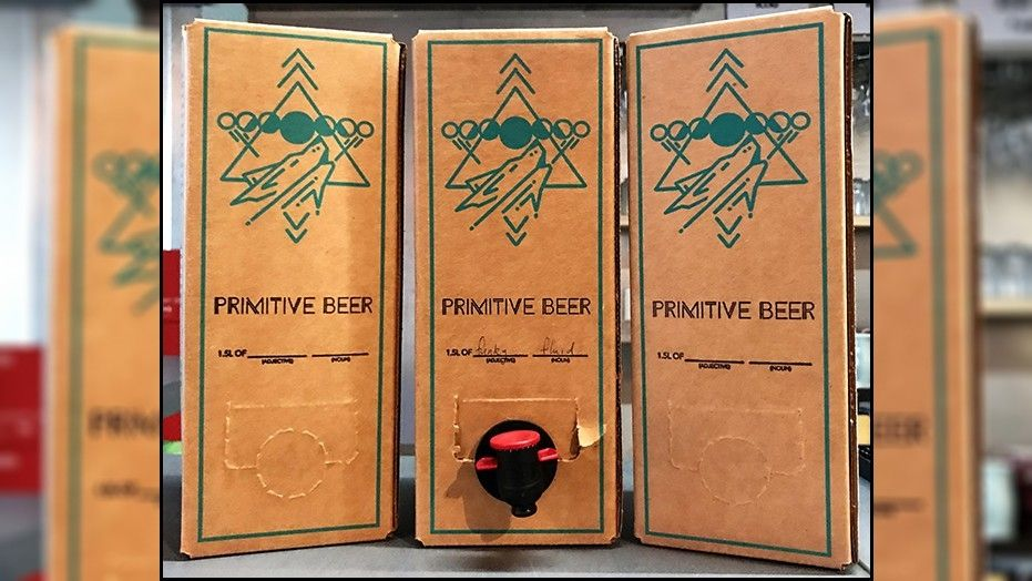 Boxed Beer...The New Drinking Trend.