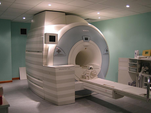 Warning: Don't Wear Yoga Pants For an MRI, or They Could Burn to Your Skin