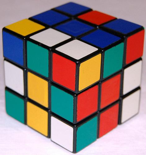 VIDEO: Guy Sets NEW Rubik's Cube World Record!