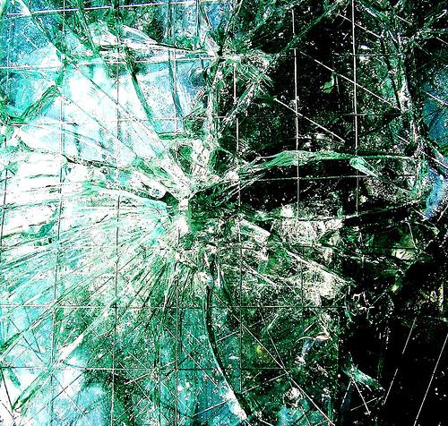 Running Through Glass