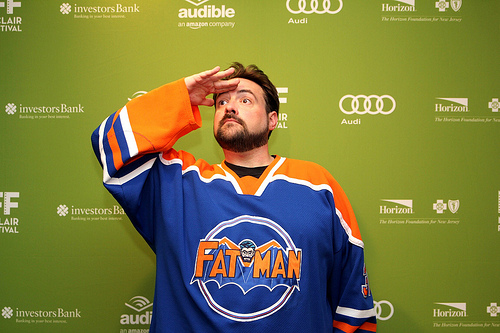 Kevin Smith Video Update Following Heart Attack