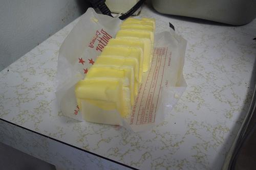 The Butter Finger Challenge!