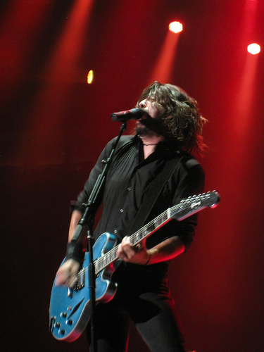 """The Story behind the Foo Fighters song """"Everlong"""""""