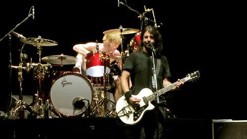 Foo Fighters Discuss Their SNL Performances