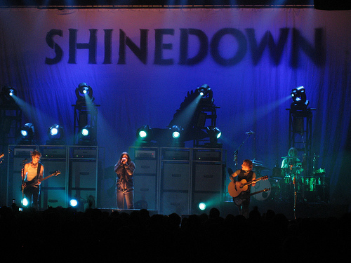 New Shinedown Song!
