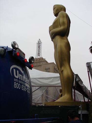 Frances McDormand's Oscar Stolen at the 2018 Governors Ball.