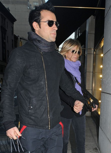 Jennifer Aniston and Justin Theroux Had ''Intense Issues'' for Almost a Year Prior to Split.