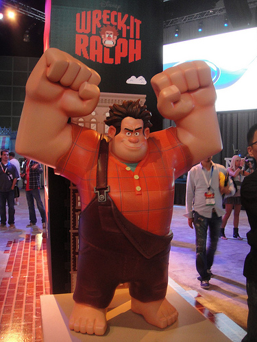 Wreck-It Ralph 2 Trailer Mocks the Power of Clickbait, eBay and Memes.