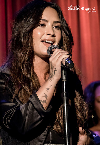 Demi Lovato Celebrates 6 Years of Sobriety.