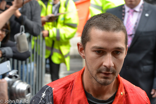"Shia LaBeouf Breaks His Silence on ""Mortifying"" 2017 Arrest: ""I F--ked Up"""