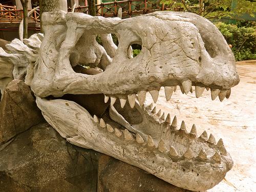 Chris Pratt Barely Escapes a Dinosaur's Jaws in New Jurassic World: Fallen Kingdom Trailer.