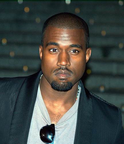 "Kanye West Corrects ""Fake News"" on Twitter and Hints at 2024 Presidential Run."