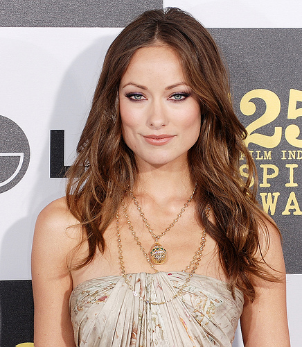 The Surprising Place Olivia Wilde Wears Cannabis Oil.