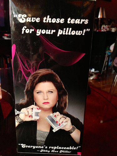 Thumbs Up! Abby Lee Miller Heads to Easter Church Service After Prison Release.