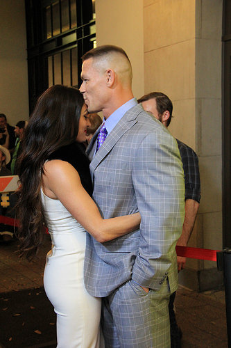 "Nikki Bella Reveals She and John Cena Have Only Shared a Bed ""30 Days Total"" Since Getting Engaged."