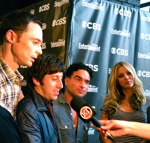 CBS Bosses on The Big Bang Theory's Future.