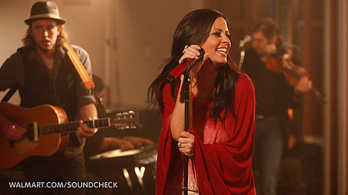 """Sara Evans """"All The Love You Left Me"""""""