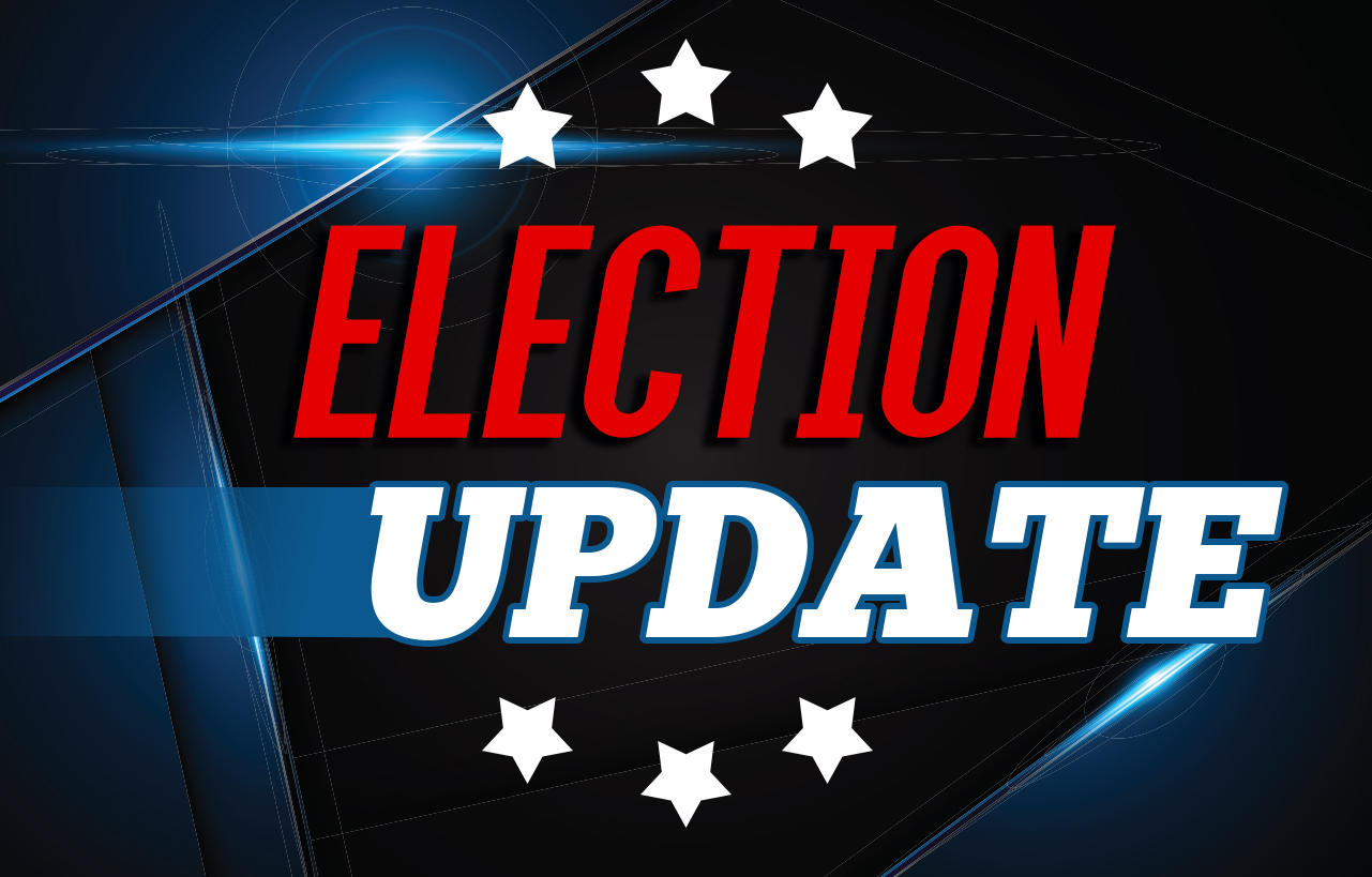 MARCH 20 PRIMARY ELECTION UPDATE
