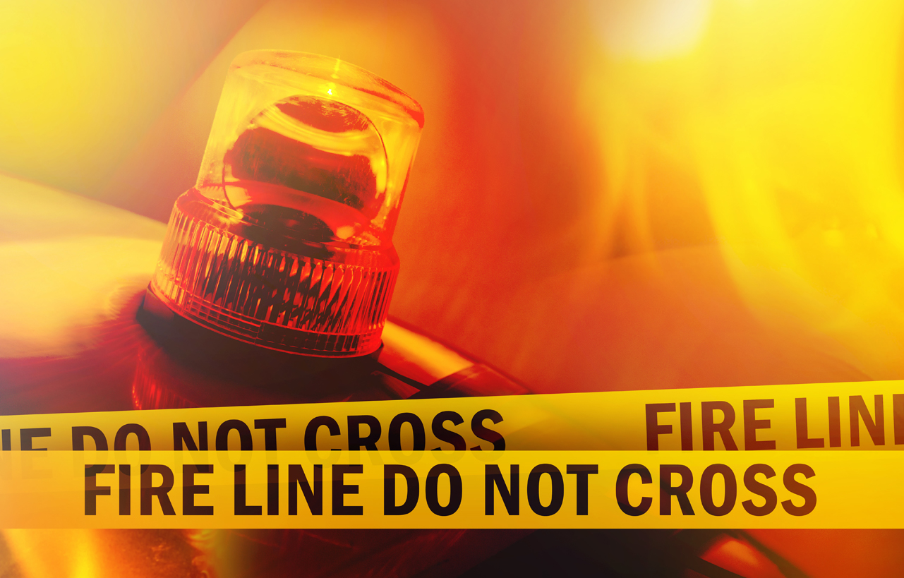 OLNEY FIREMEN CALLED OUT SATURDAY