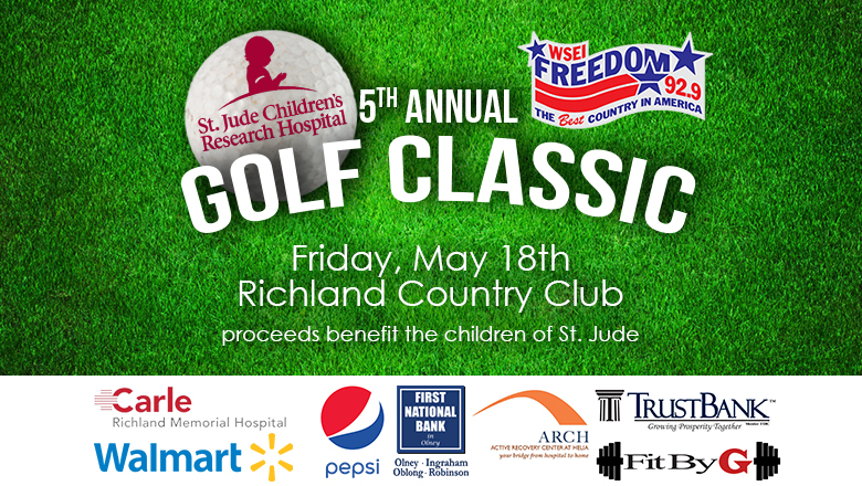 Feature: http://www.freedom929.com/2018-st-jude-golf-classic/