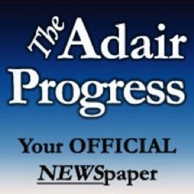 The Adair Progress: Headlines