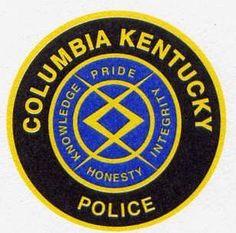 Columbia Police Department Activity Report