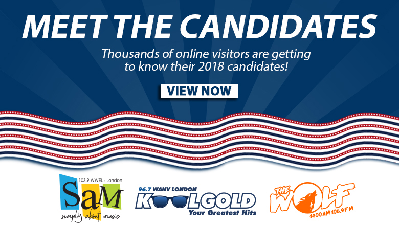 Feature: http://www.sam1039.com/meet-the-candidates-online/