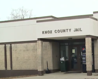 Walls Going Up For New Knox County Jail