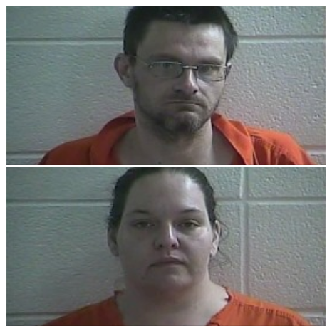 Two People Arrested After Children Found In Unfit Living Conditions